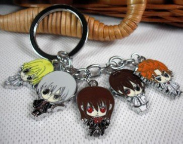 Vampire Knight Keychain Key chain