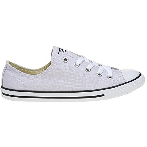 Converse All Star Dainty OX Damen Sneaker Lilac