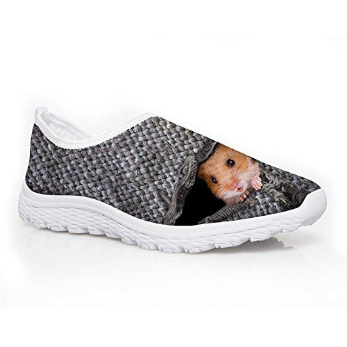 Sandales Compensées Femme Showudesigns Animal 1 U7z7qdw