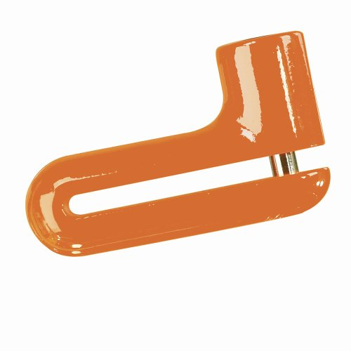 Kryptonite Kryptolok 10-S DFS Bicycle Security Disc Lock (Orange)
