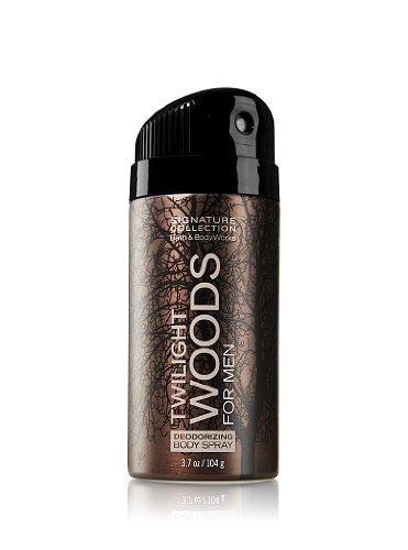Bath & and Body Works Twilight Woods Mens Body Spray
