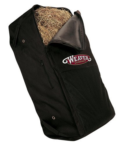 Weaver Leather HAY BALE BAG BLACK