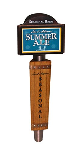 Sam Adam's Mini Seasonal Beer Tap Handle