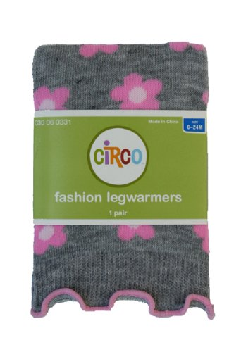 0-24M Circo Fashion Legwarmers