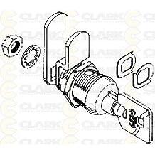 Cam Lock - FORT MFW1118 KD