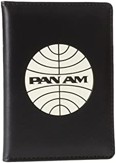 PAN AM Maschi Originals 817607011472 100% PVC Titolare Del Passaporto 37SP08BLK/VW