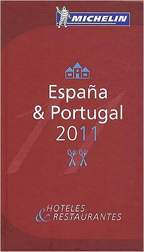 España & Portugal : Hoteles & restaurantes Le Guide rouge: Amazon.es: Michelin: Libros en idiomas extranjeros
