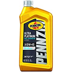 Pennzoil Ultra Platinum Full Synthetic motor oil is one of the best full synthetic motor oils in our portfolio. Made for extreme performance, Pennzoil Ultra Platinum outperforms conventional oils in terms of low temperature performance and vo...