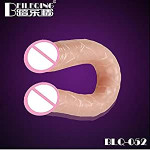 THE BEST SELLER* 15 inch unique dildo for Vaginal sex and Anal sex Women Gay Lesbian Double Ended Dong Sex Toy silicone dildo for lesbian