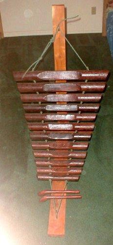 Thailand Isaan Bong Lang Pong lang Wood Xylophone