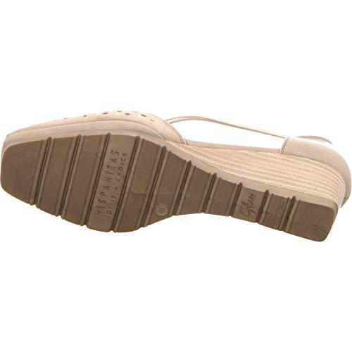Hv87008 Arena Hispanitas Olaya Nobuck Zapatos De Mujer R8qY8dr