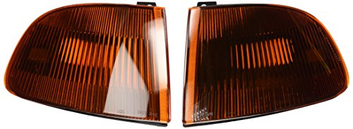 Spec-D Tuning LC-CV923GA-RS Honda Civic 2 3 Dr. Smoked Amber Corner Lights