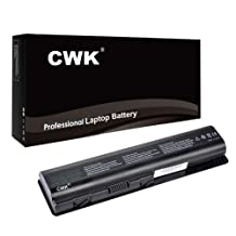 CWK Long Life Replacement Laptop Notebook Battery for HP Compaq 485041-001 485041-002 ev06 ev12 484170-001 484170-002 485041-001 497694-001 484170-001 484170-002 EV06 HSTNN-UB72