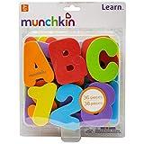 Munchkin Palabras y Números para El Baño, 36 Unidades