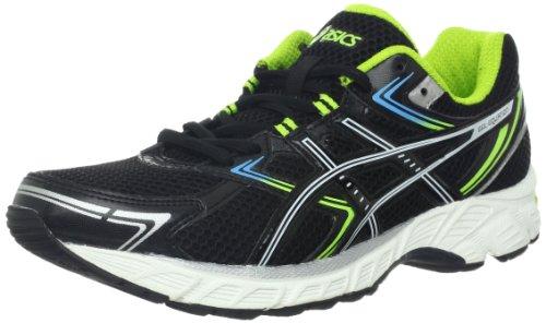 ASICS Men's GEL-Equation 7 Running Shoe,Black/Onyx/Lime,11 M US