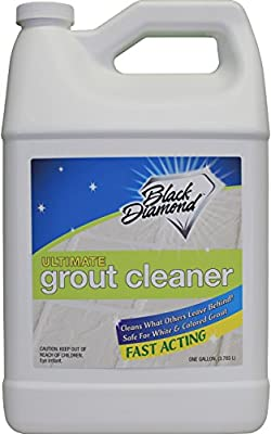 ULTIMATE GROUT CLEANER: Best Grout Cleaner for Tile and Grout Cleaning, Acid-free Safe Deep Cleaner & Stain Remover for Even the Dirtiest Grout, Best Way to Clean Grout in Ceramic, Porcelain, Marble.