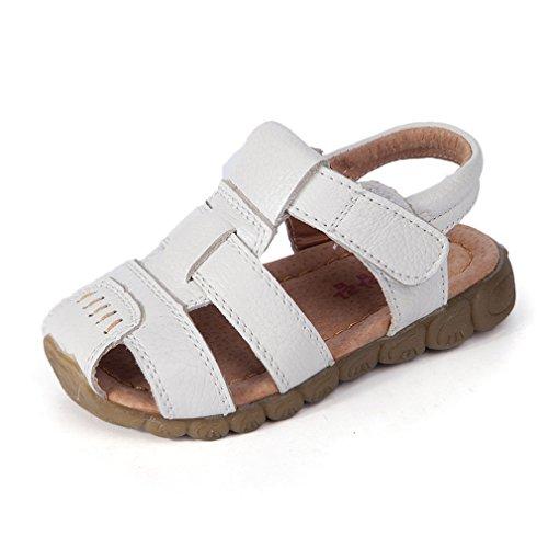Jungen Sommer Sandalen Outdoor Strand Sandalen Weiß