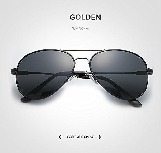 color Sun Da Donna Sole Per Eye Uv400 Adulti Large Vintage Unisex Polaroid Moda Mirror Baianf Occhiali Cat Guida Gold For Man