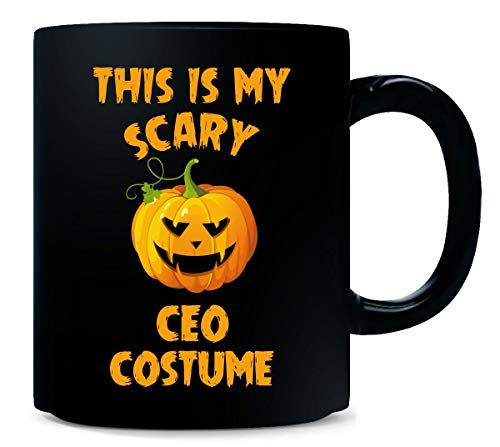 This Is My Scary Ceo Costume Halloween Gift - Mug]()