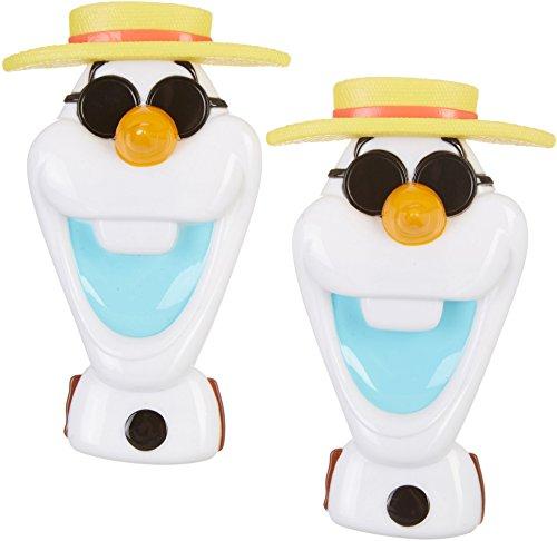 Boca Clips 2-pc. Disney Frozen Olaf Towel Clip Set One Size White -