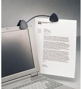 Kensington FlexClip Copyholder/ Black /File