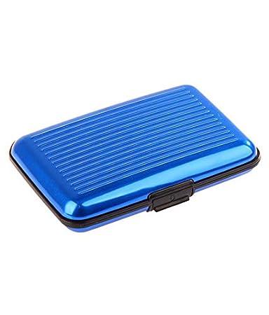 f00e2ca5f9f5 THE GURU SHOP Security Credit Card Wallet/Aluminium RFID Credit Card ...