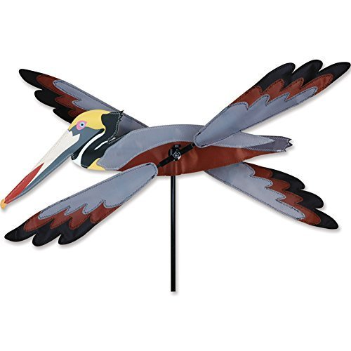 Whirligig Spinner - 23 In. Pelican by Premier Kites