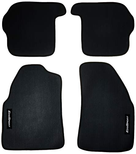 Tapete PVC, Flash Acessórios, Ecosport 04/12 (04 Peças)