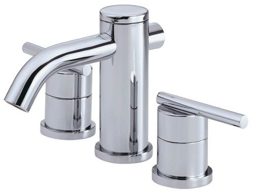 019934458979 - Danze D304058 Parma Two Handle Widespread Lavatory Faucet, Chrome carousel main 0