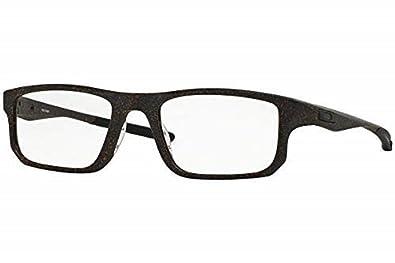 52ac074f50 Amazon.com  OAKLEY Eyeglasses VOLTAGE (OX8049-0353) Space Khaki  Shoes