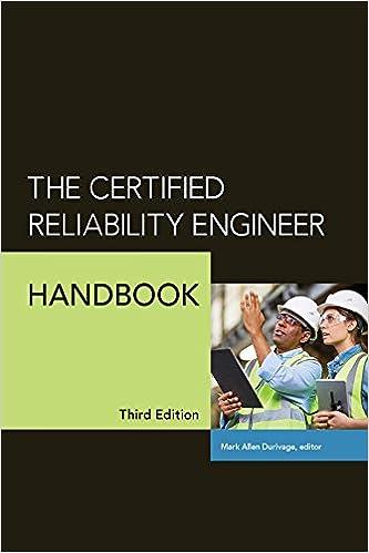 El Manual del Ingeniero de Confiabilidad Certificado