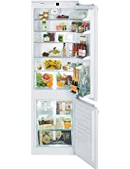Liebherr 9.4 Cu. Ft. Panel Ready Bottom Freezer Counter Depth Built-In Refrigerator - HC1050