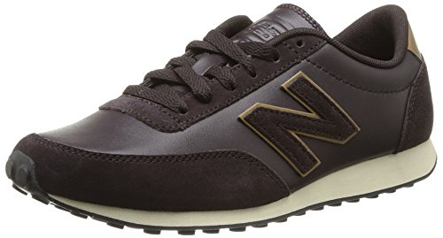 Sneakers unisex D New Balance U410 Marrone CqItF