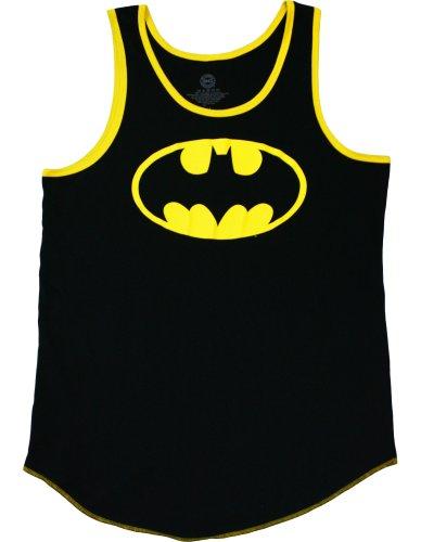 Batman+tank+top Products : Changes Men's Batman Logo Tank Top