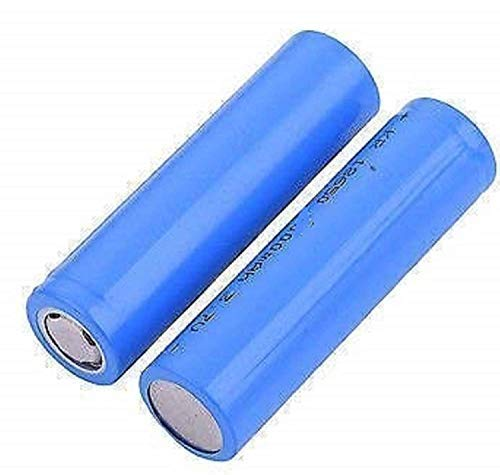 3.7 Volt Rechargeable Lithium-ion Battery 2000 mAh Power Bank Cell - Pack of 2 Piece DJ Gulfam Electronic (B085XX498K) Amazon Price History, Amazon Price Tracker