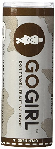 Go Girl Camo Urination Device by Go Girl