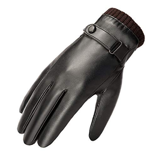 Woisha Winter Thickening Plus Velvet Warm Waterproof Windproof Touch Screen Outdoor Cycling Motorcycle Gloves