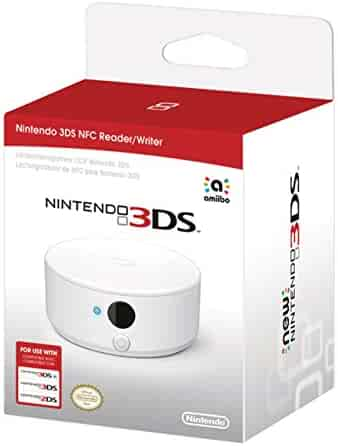 Nintendo NFC Reader/Writer Accessory - Nintendo 3DS