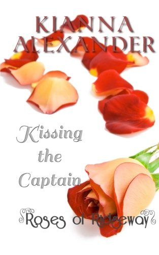 book cover of Kissing the Captain