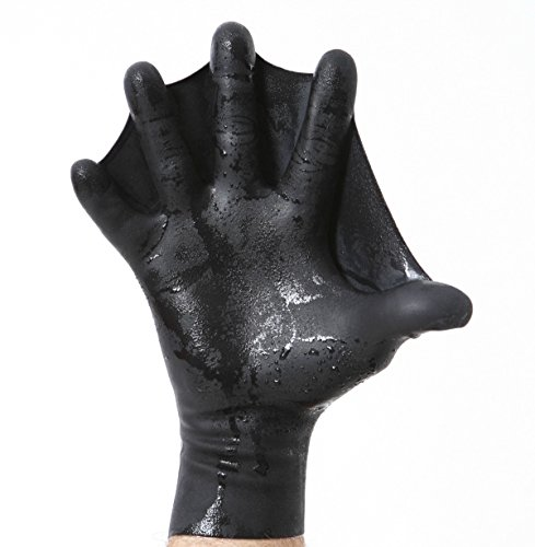 Darkfin Webbed Power Gloves (XL)