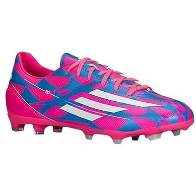 fa3821838 ... purchase adidas f10 trx fg soccer cleat pink blue sz. 6.5 350b8 1a840