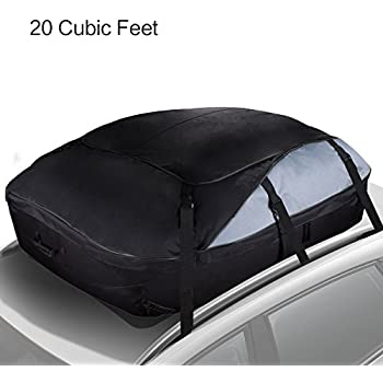 Cargo Bag CarrierFinalBase Roof Top Storage Water Resistant Luggage Soft Side