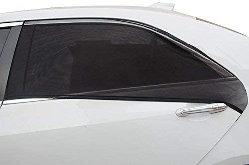 Babies EXTSUD Car Sun Shade Children UV Protection Car Sunblind Car Sun Visor for Side Window Mesh Protect Passengers Fits Most Household Compact Sedans Children /& Pets