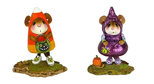 Wee Forest Folk Easter The Candy Corn Costume M-464 and Swee