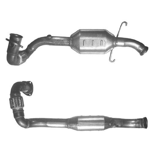 Motexo MT90733 Exhaust Petrol Catalytic Converter +Fitting Kit +2yr Warranty