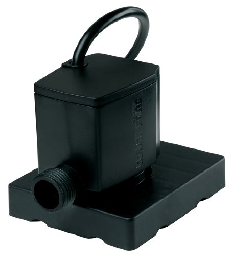 Cover Care Products 02555 500 GPH Magnetic-Drive Pool Cover Pump - Caro Siphon Cover