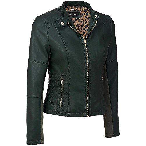 Faux Leather Scuba - 8