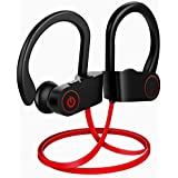Bluetooth Headphones, Wireless Headphones, U8 In-Ear Bluetooth Earbuds, Built-in Mic, Stereo Sound, Noise Cancelling IP68 Waterproof Sweatproof Wireless Earbuds for Running Exercising