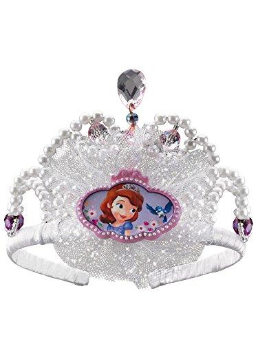 Disney Junior Sofia the First Amulet Girls' Tiara