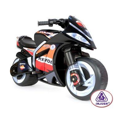Amazon.com: Injusa 6 V funciona con pilas motocicleta: Toys ...